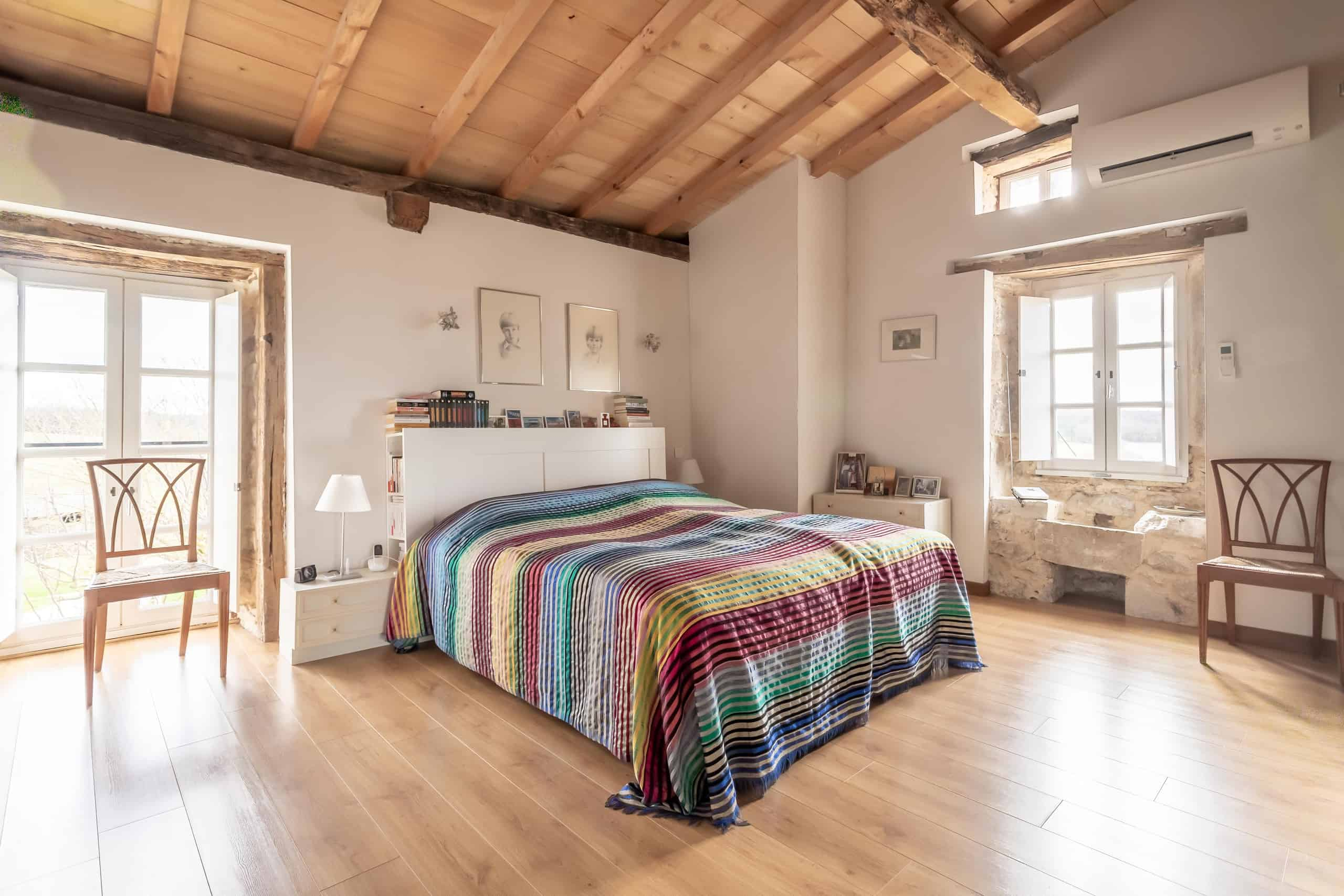 Chambre à coucher-WMC045