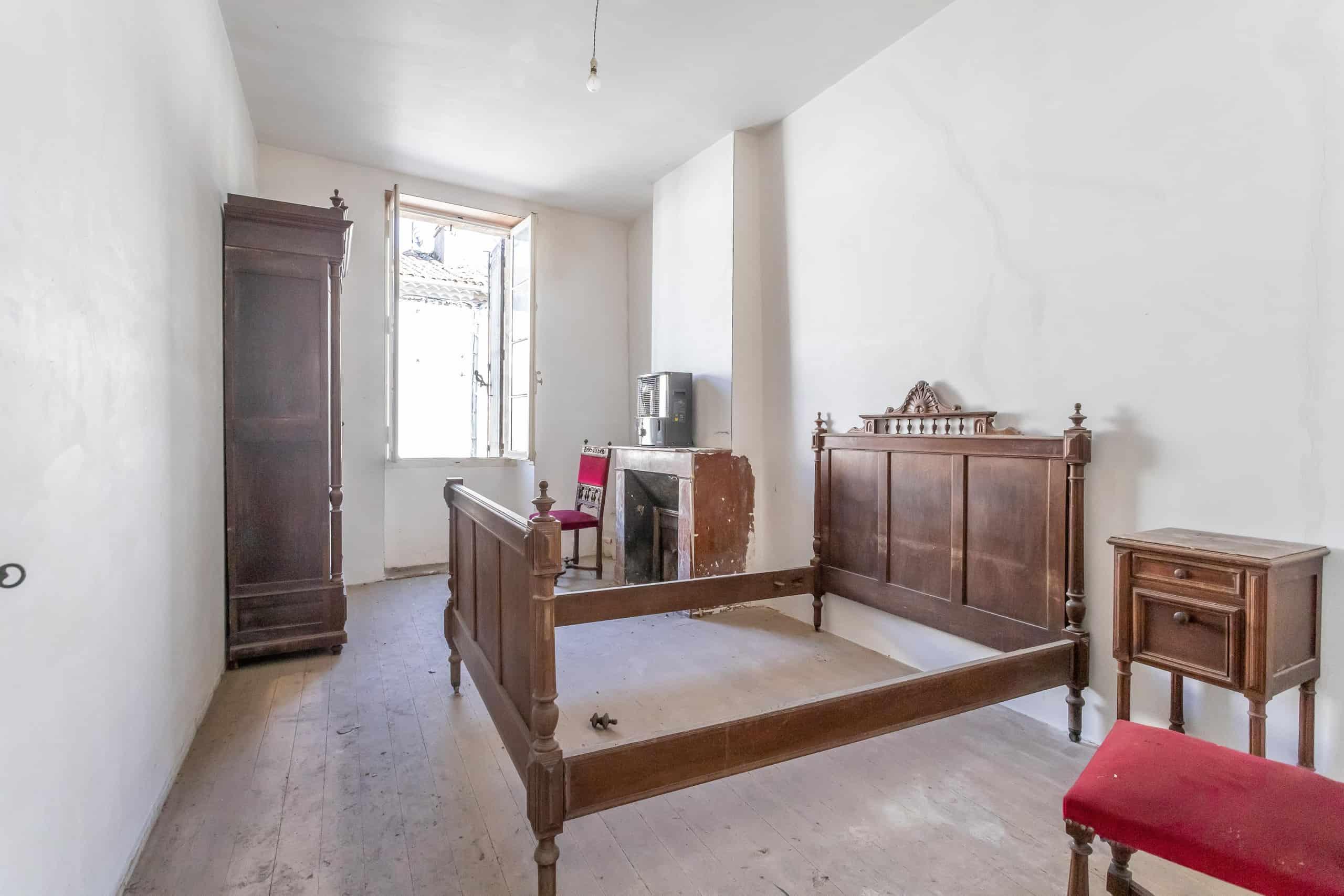 Chambre à coucher-WMC051