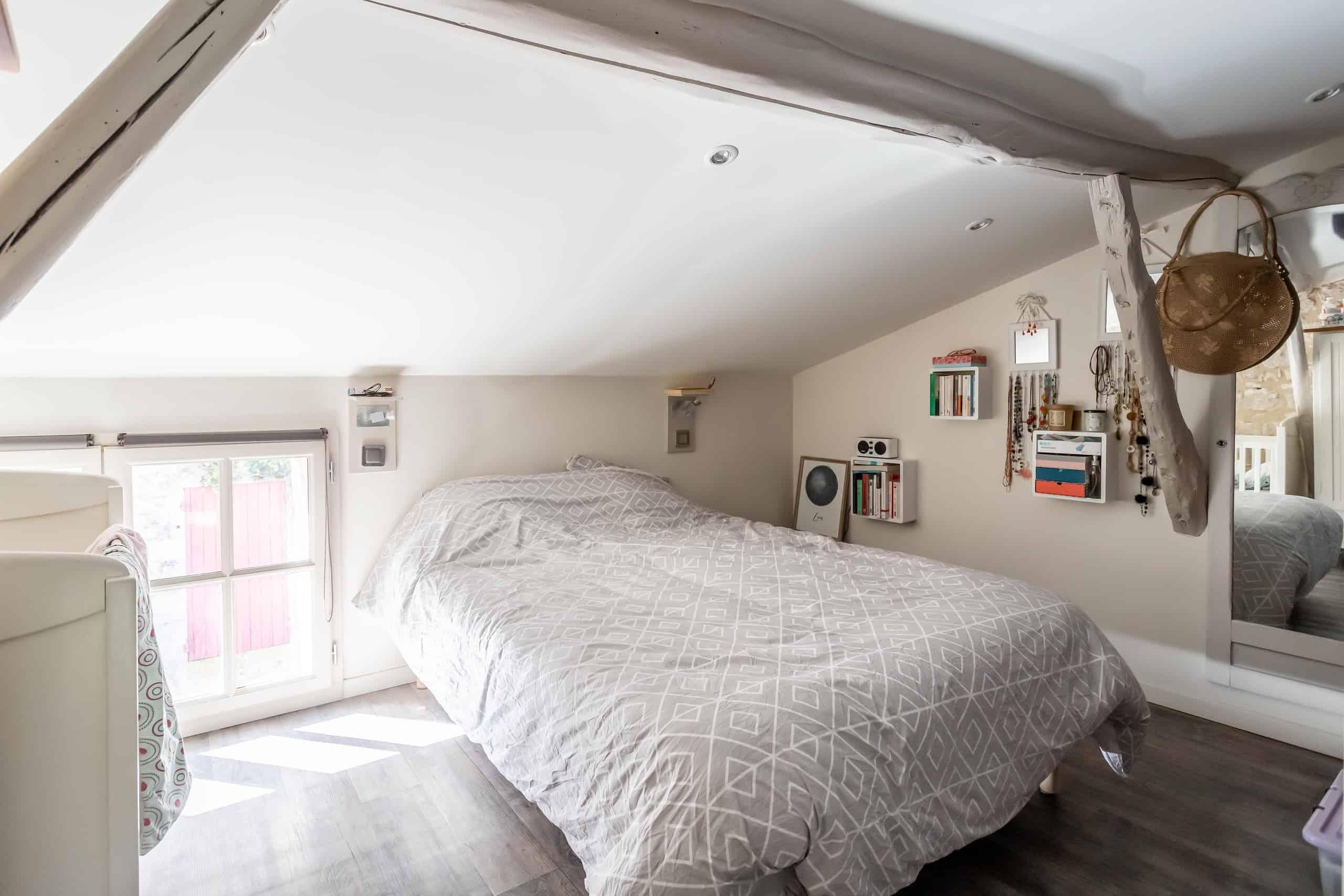 Chambre à coucher-WMC060