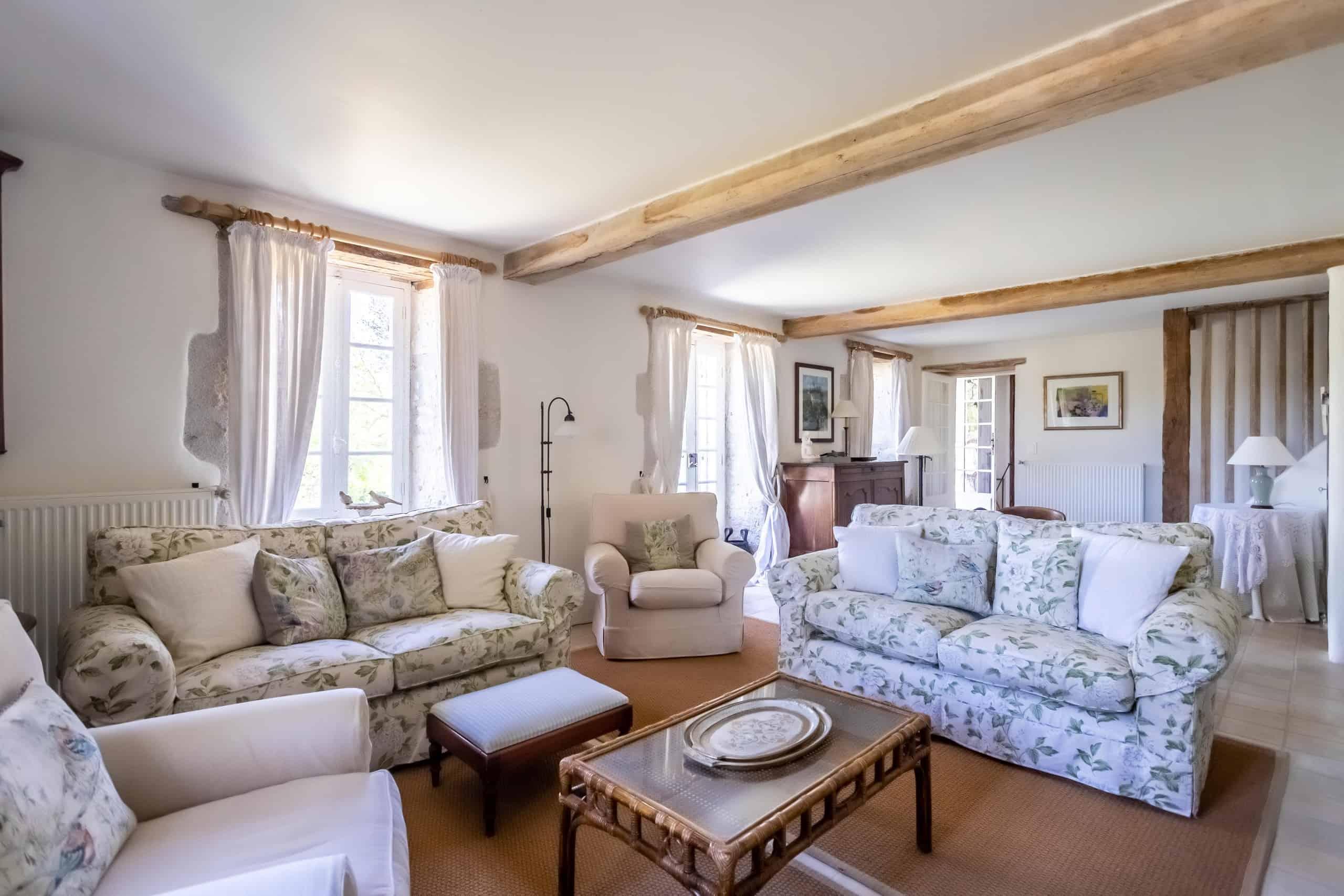 Canapé de salon-WMC064