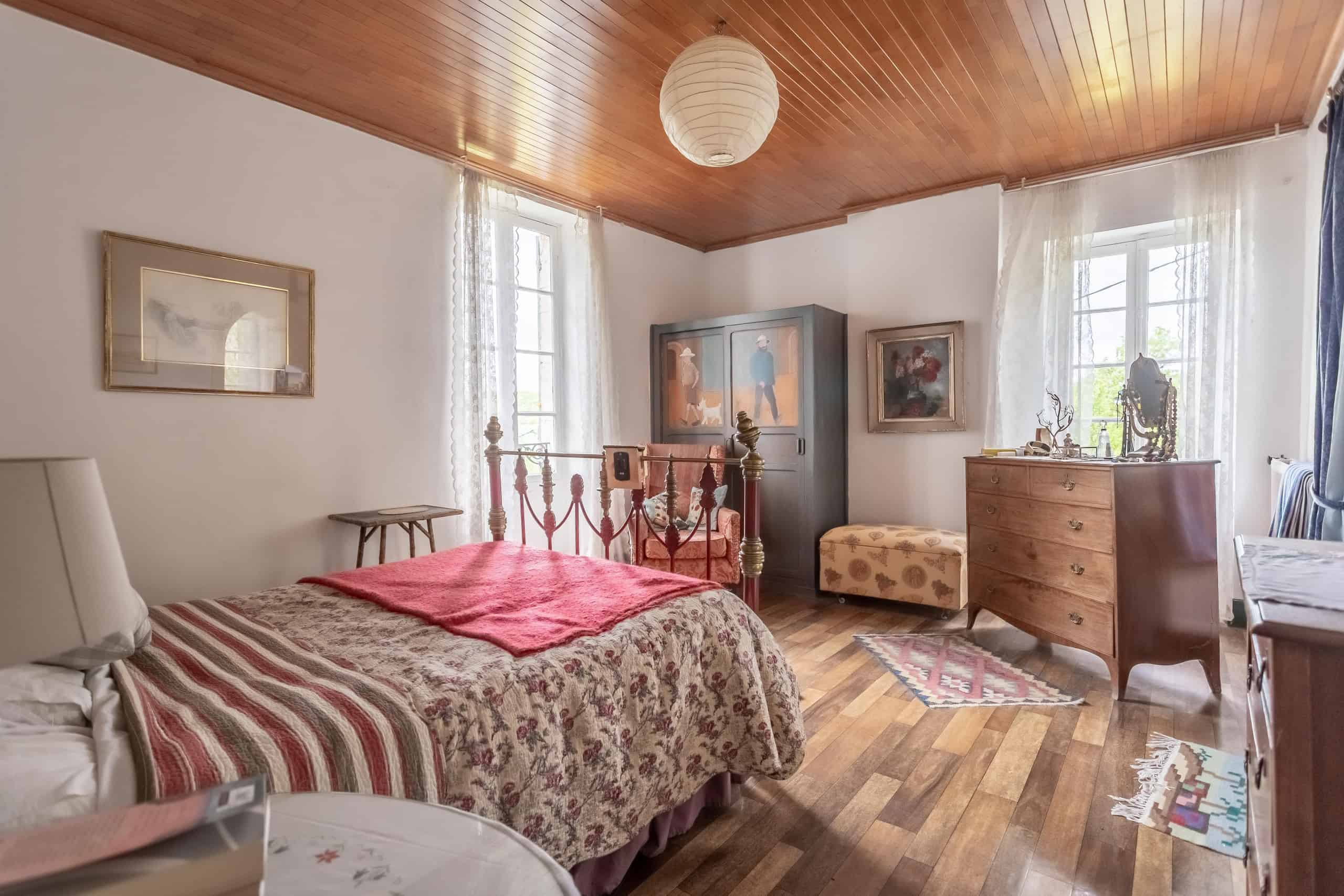 Chambre à coucher-WMC072