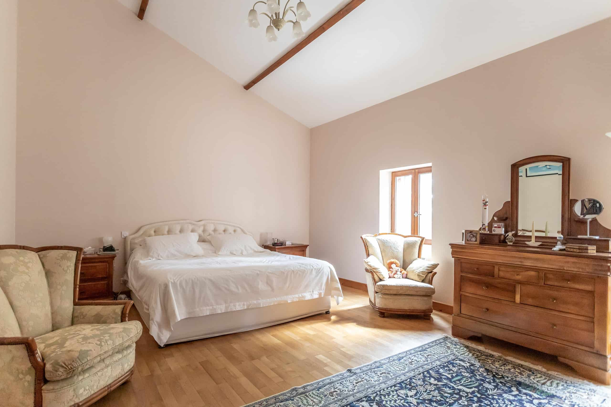 Chambre à coucher-WMC078