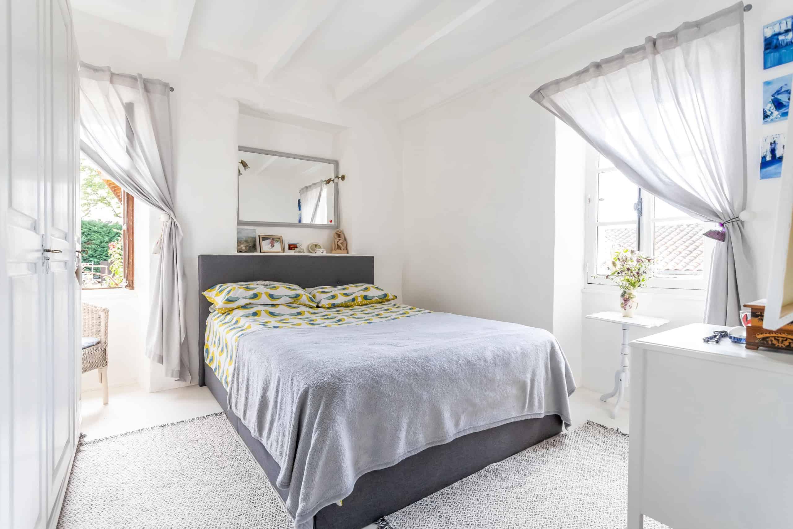 Fenêtres de chambre à coucher-WMC093