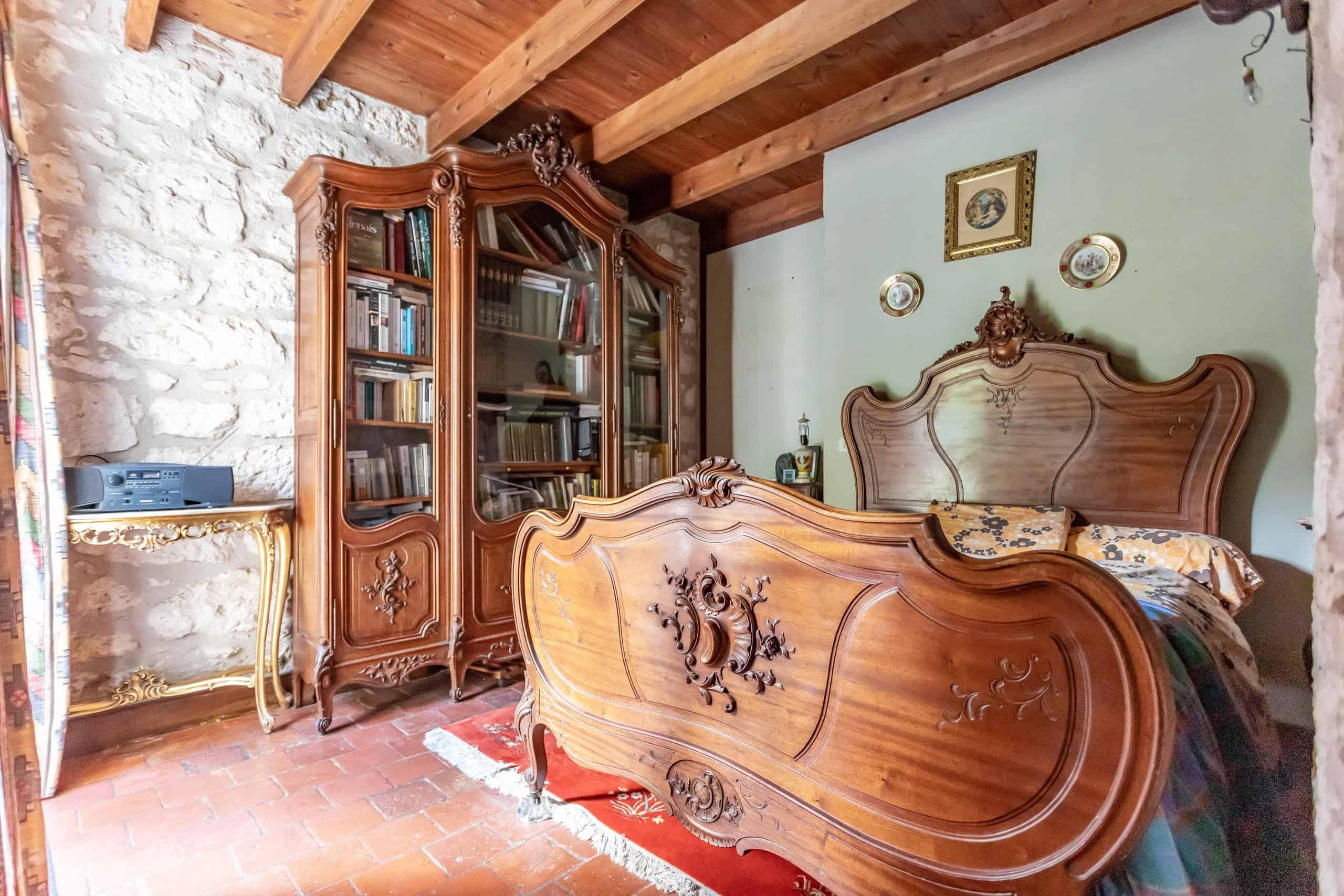 Chambre à coucher-WMC104