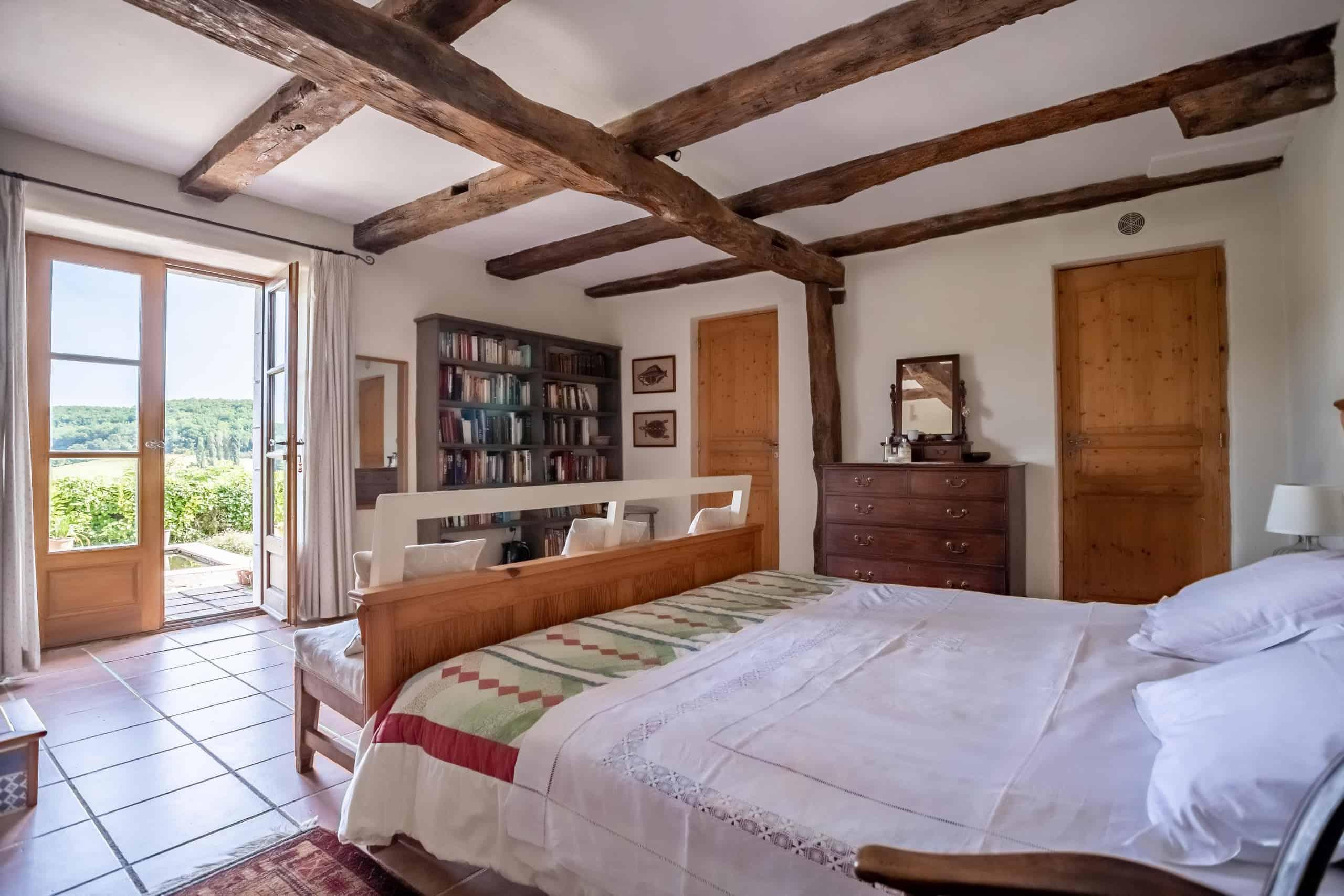 Chambre à coucher-maître-WMC103